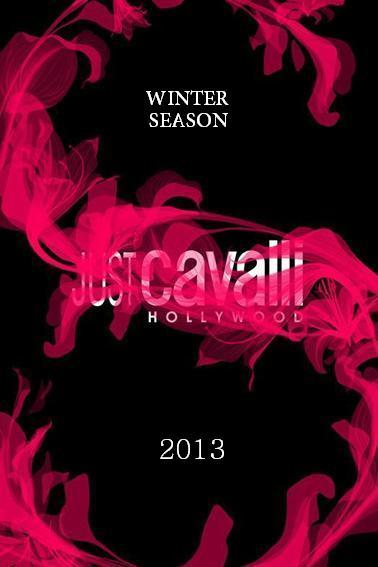 Serata giovedì Just Cavalli Hollywood Milano